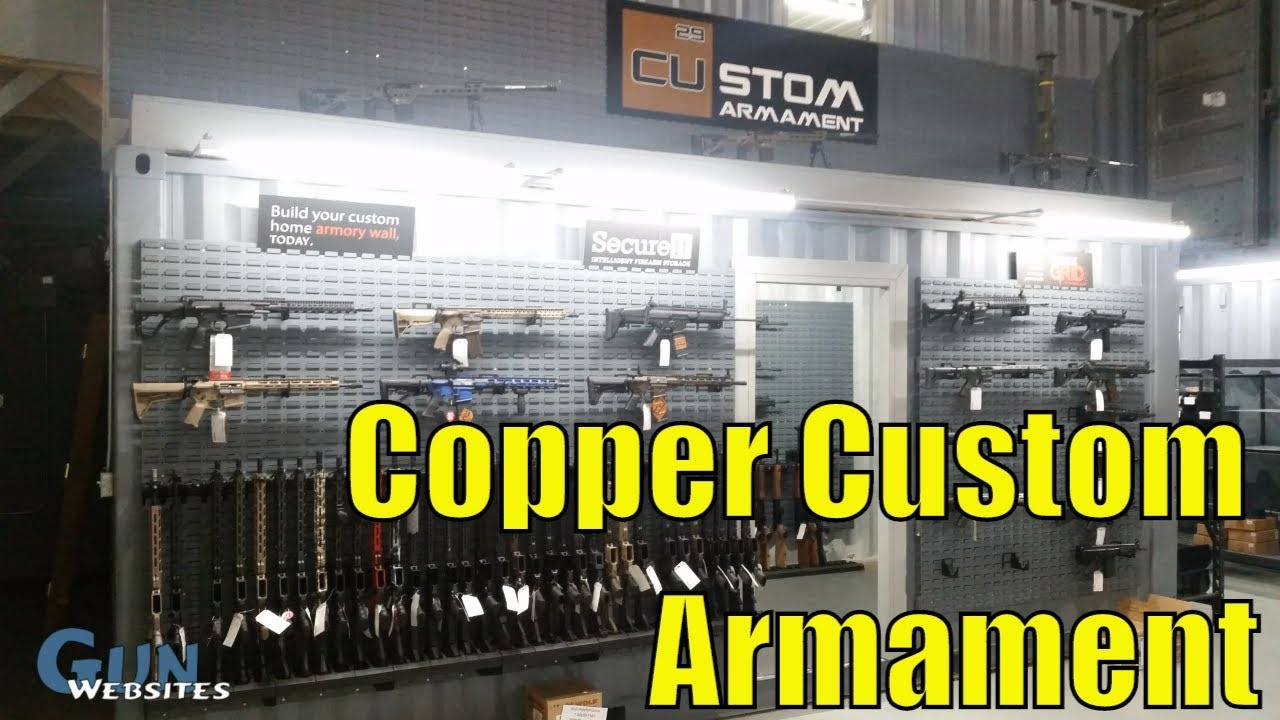 Copper Custom Gun Shop Valparaiso, Indiana - Custom Gun Refinishing, Gunsmithing in Indiana