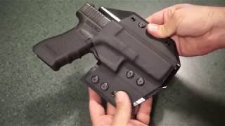 Shooter Industries holster unboxing and general overview!