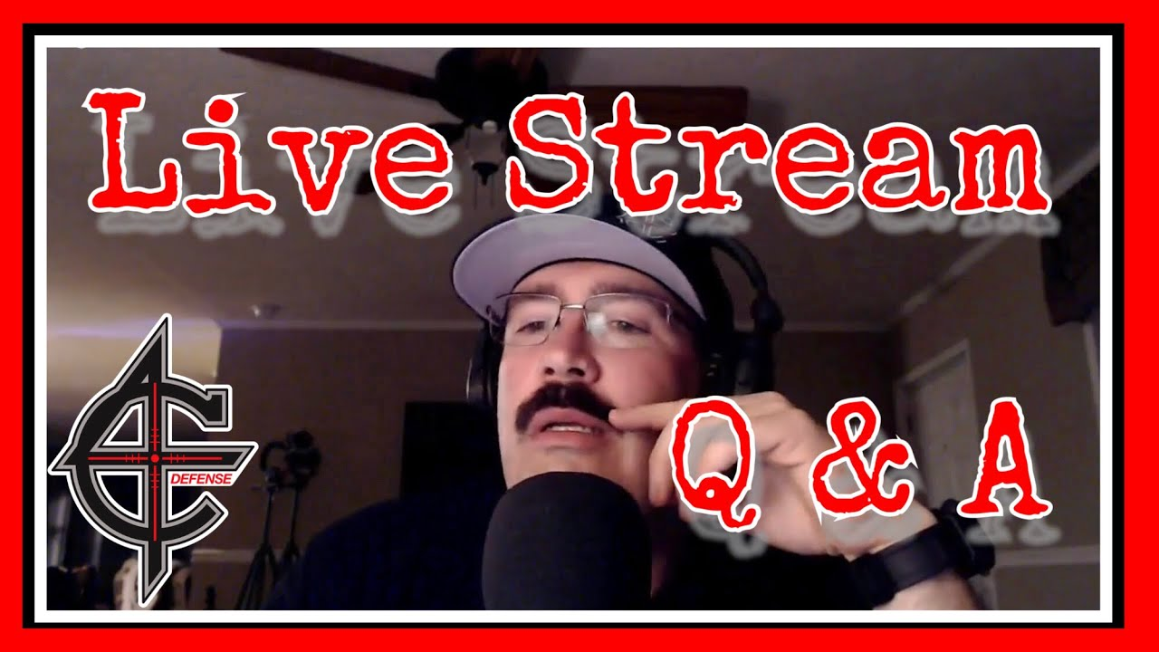 C4 Defense Live | Q&A and Giveaway #1
