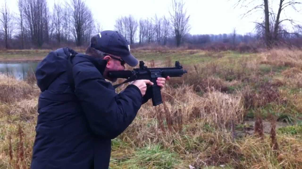 PWS Diablo shooting Wolf ammo at 24magwa24's place