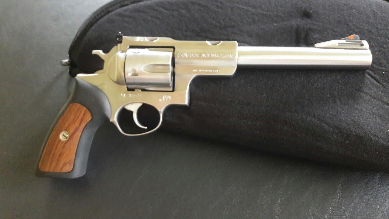 Ruger Super Redhawk .44 Magnum Range Day
