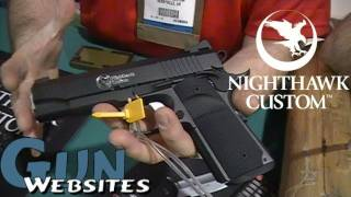 Chris Costa Custom Nighthawk 1911