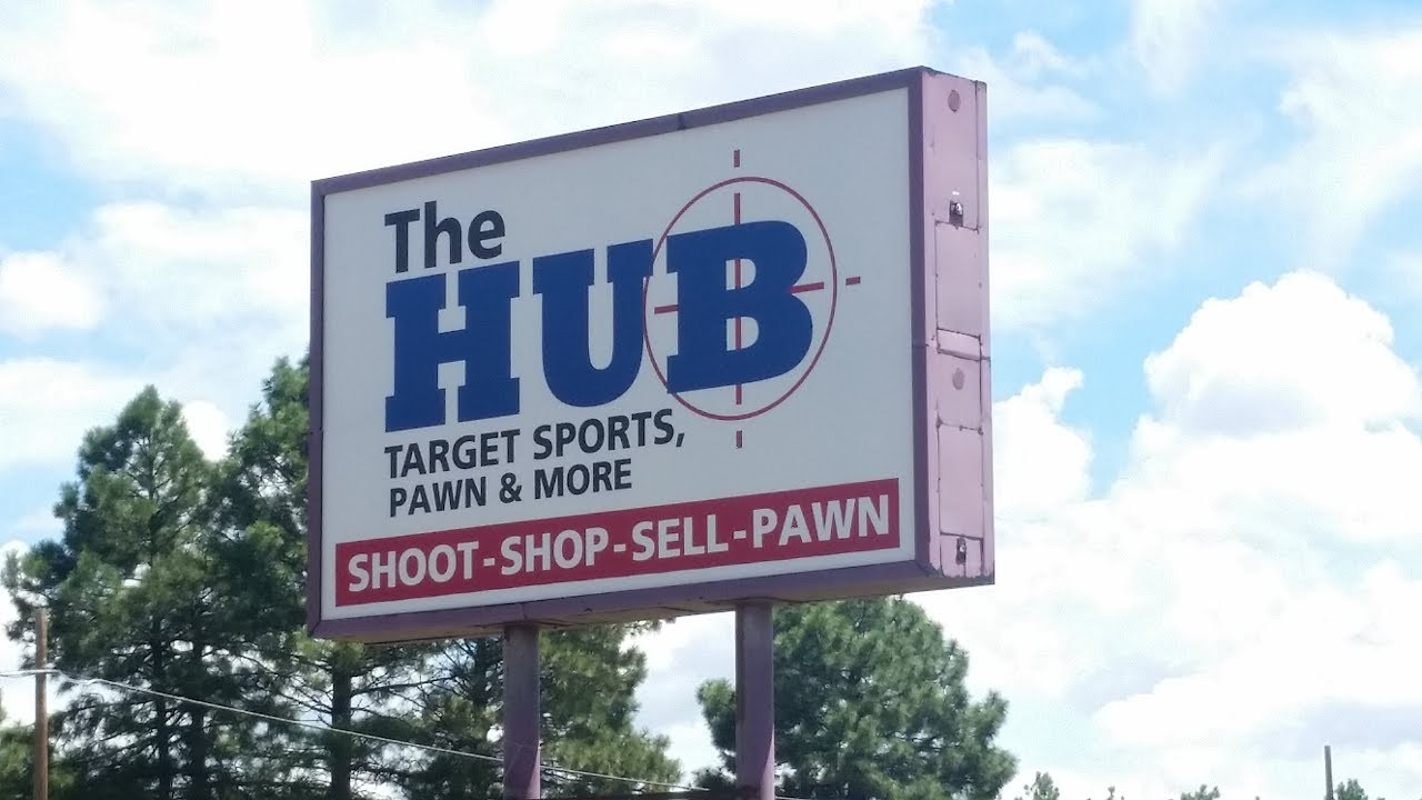 the Hub Gun Shop & Range in Pinetop, AZ