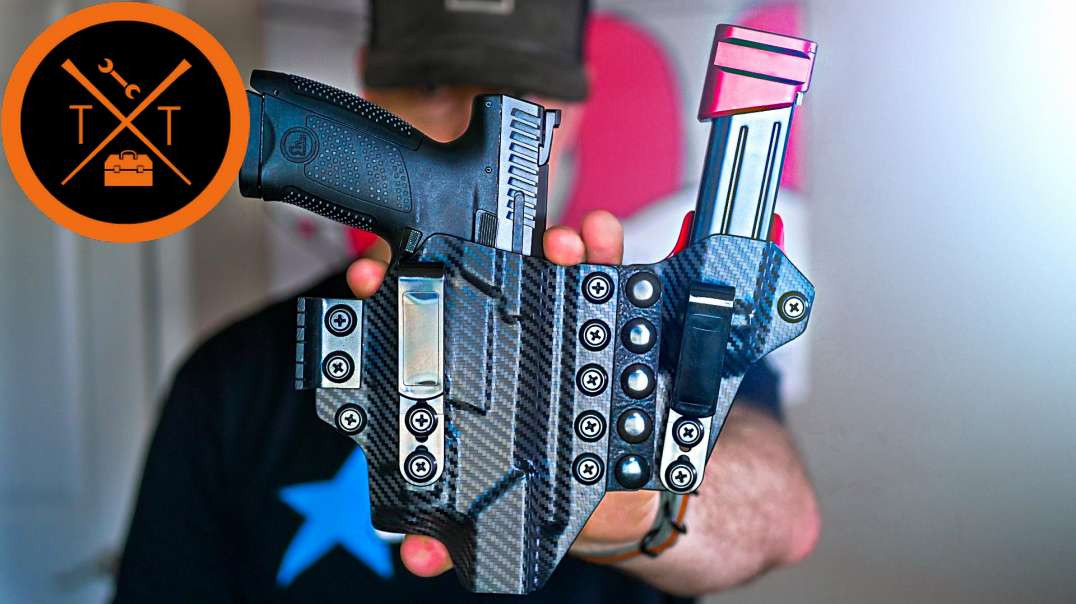 EPIC Appendix Carry Holster Review // TIER 1 CONCEALED AGIS