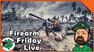 Talking Shop With Swagger Bipods - Firearm Friday LIVE
