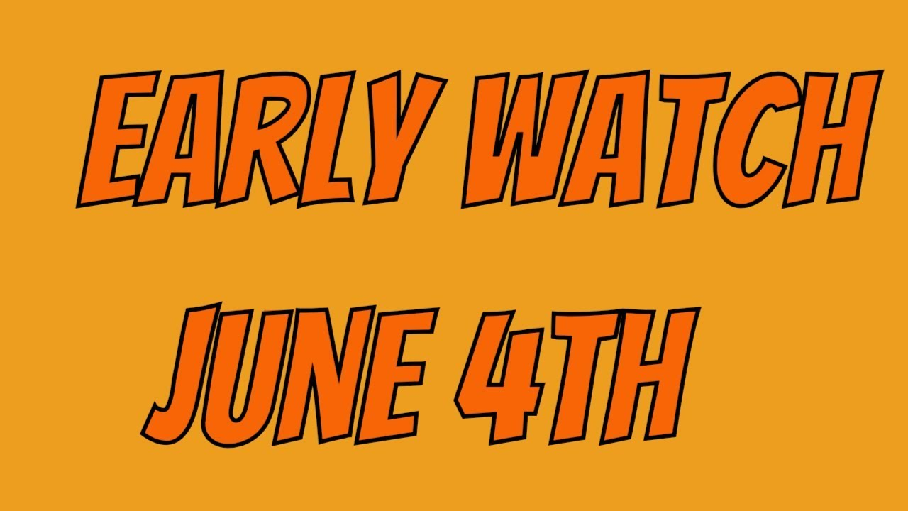 Early Watch - Daily Gun Show