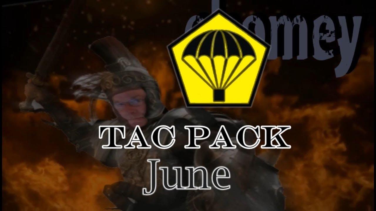 June Tac Pac