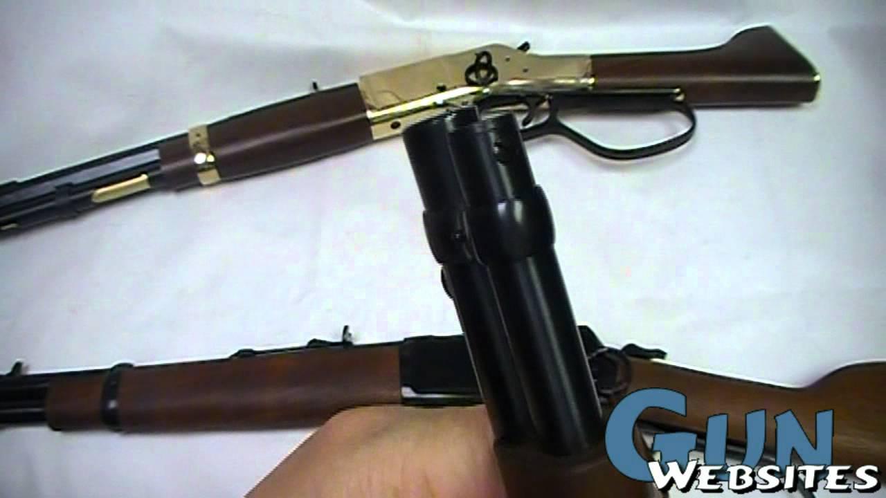 3 Mares Leg Lever Action Pistols