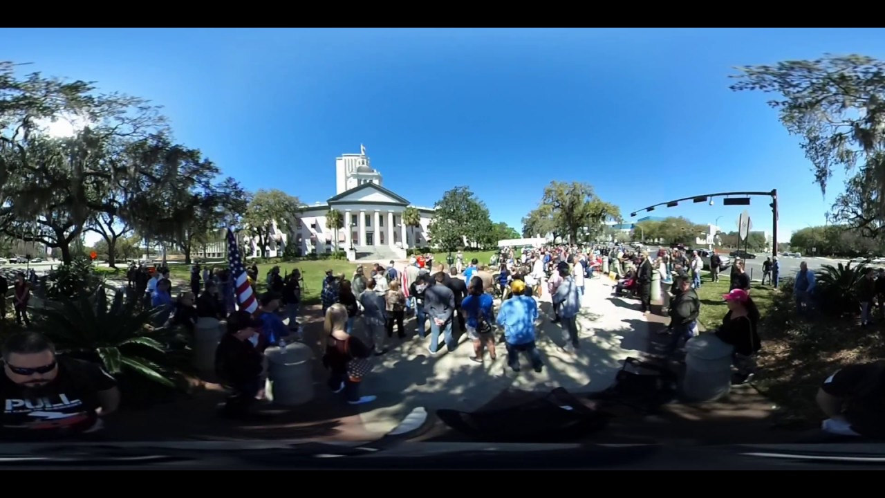 360° Video - Pro 2A #RallyInTally (best viewed on mobile devices)