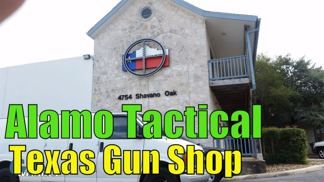 Alamo Tactical - Gun Shop in San Antonio, Texas