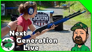 Mia Farinelli, Competitive Shooter Spotlight - Next Generation LIVE