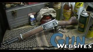 Did we just RUIN this Lever Gun ??  Lever Action Pistol 'Old West' Mod