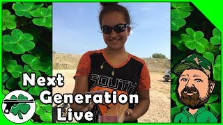 Issa Benavidez, Competitive Shooter Spotlight - Next Generation LIVE