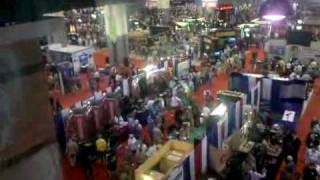 LIVE in 2010 - First few moments of the NRA Annual Meeting in Charlotte NC