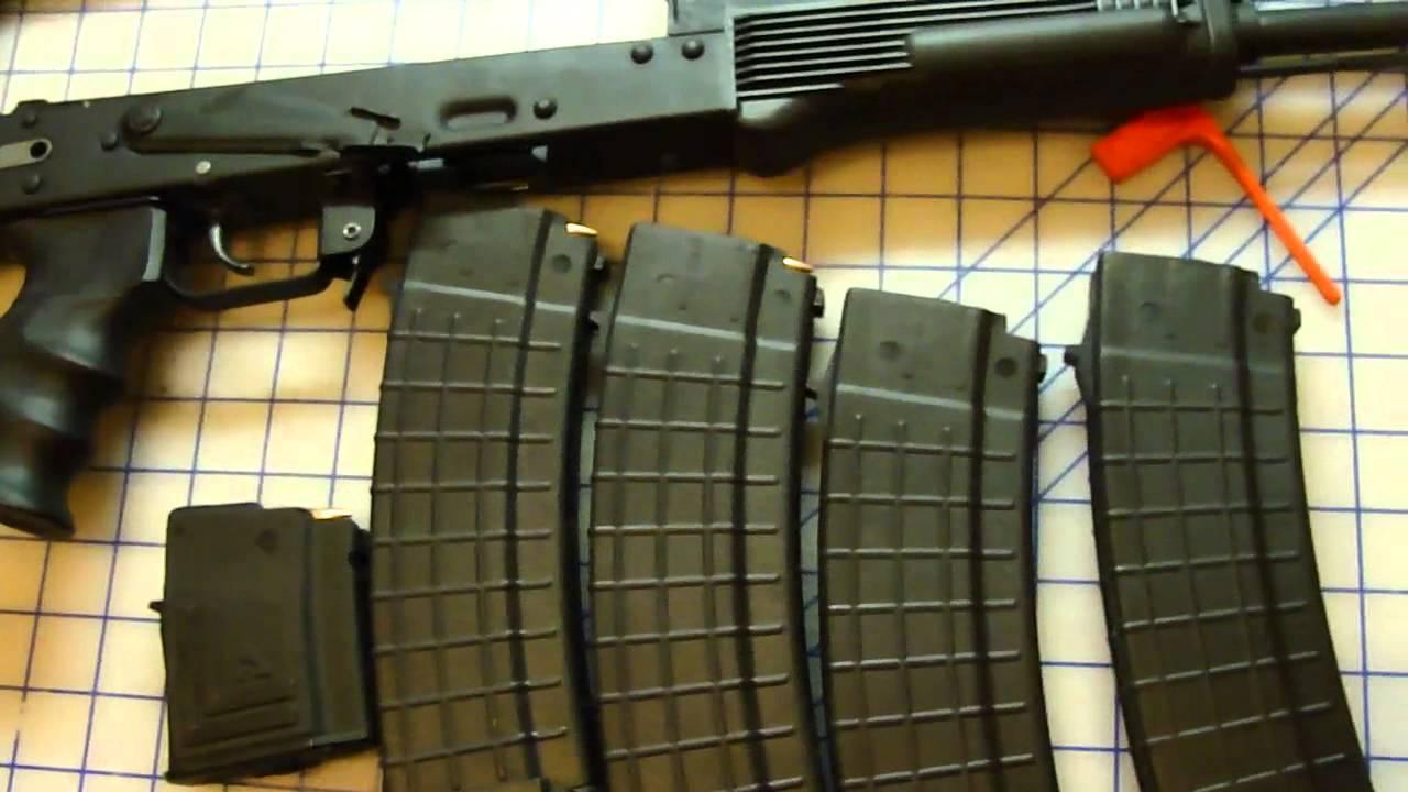 Review Arsenal AK 5.56  SLR106F