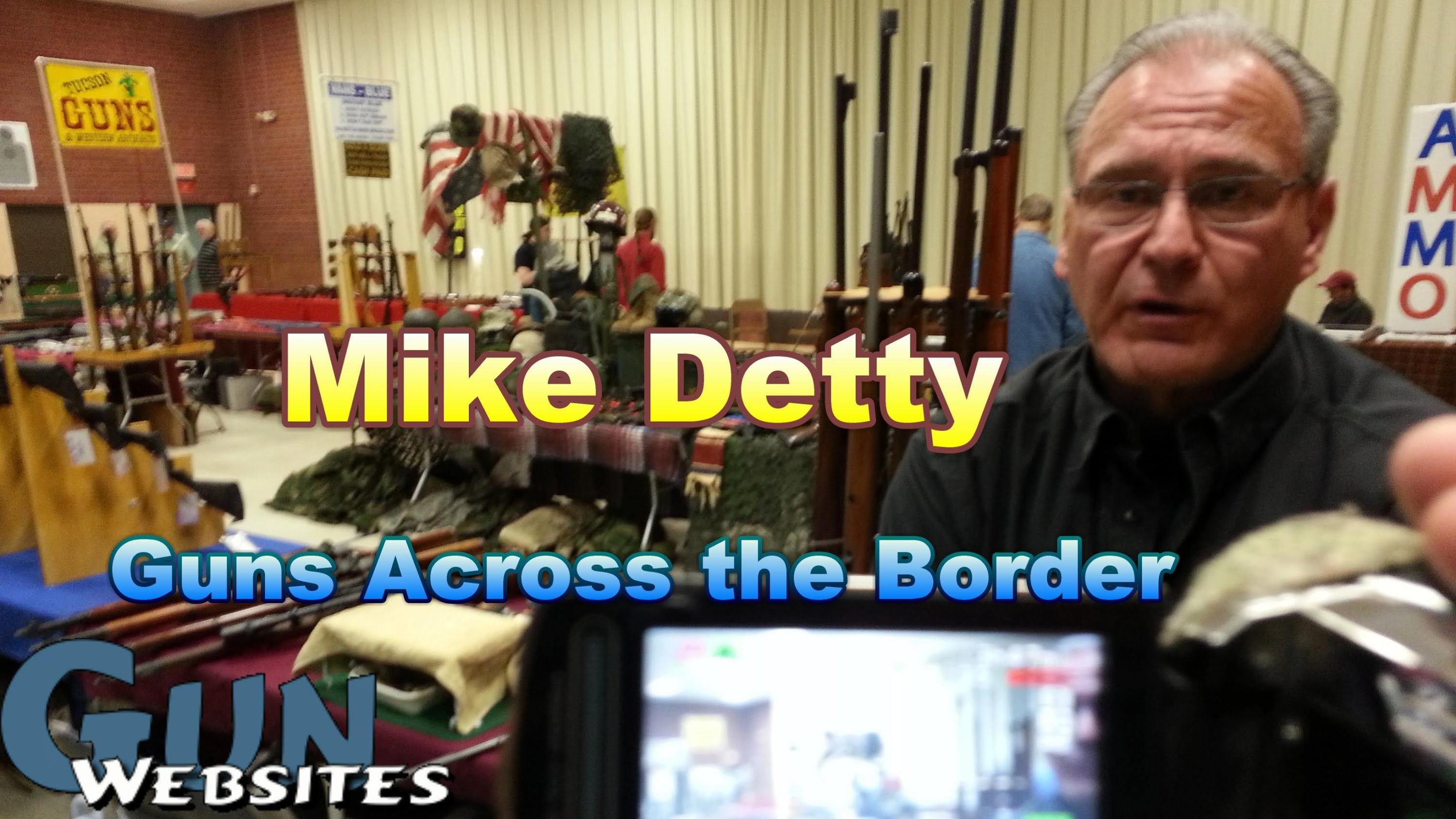 Interview: Mike Detty, ATF Gun Running to Mexico