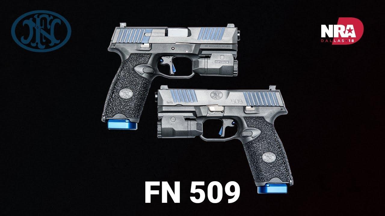 Custom 509 - FN America