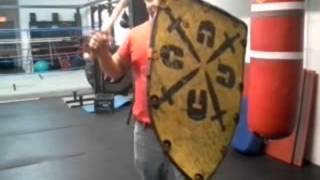 Sword and Shield Training #1
