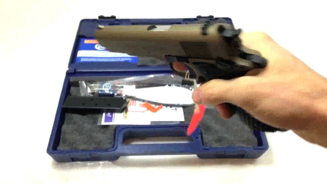 Colt 1911 Talo Bronze | What's in the Box?