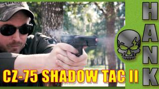 CZ-75 Shadow Tac II with Mr.YacYas