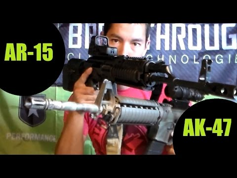 The AK47 Or The AR15 ? Philps head or Flat head?