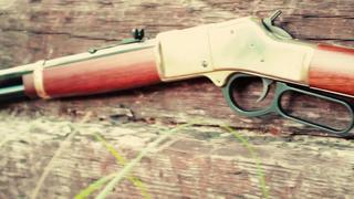 Big Boy 357 Rifle
