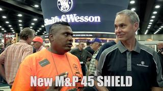 New M&P 45 SHIELD NRA 2016
