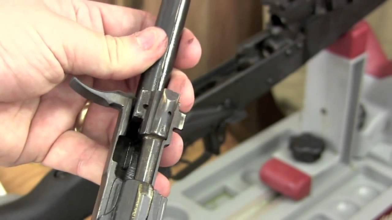 How to Field Strip an AK 47 Style Rifle HD