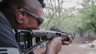 The 1095 Hi-Point 10mm Carbine