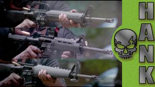 Real Full Auto Vs Legal?  Close To?  Maybe?  Full Auto!