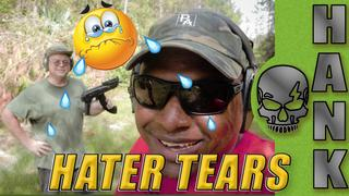 I.O. AK-47: What Walter Thinks Of  Your Hater Tears?!?