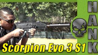 Scorpion Evo 3 S1 & Ranger 11b Suppressor