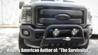 Angery American: His Is Bigger Than Yours!?! F250 Black Ops