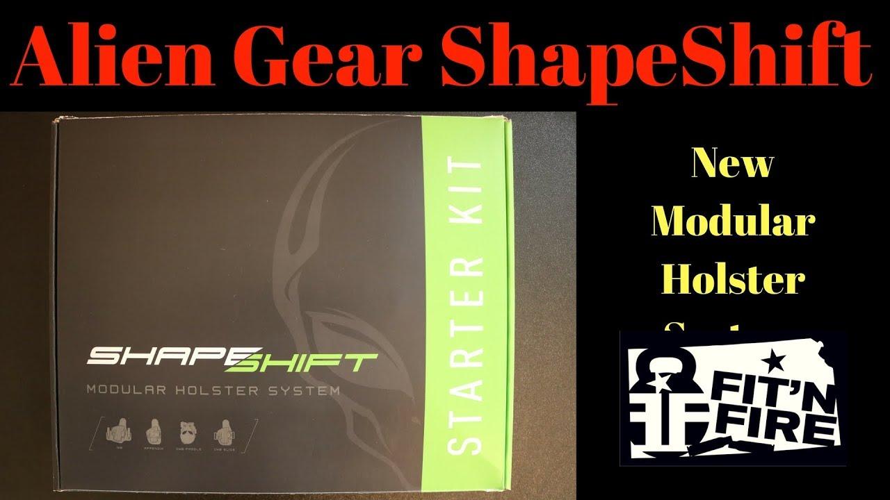 Alien Gear ShapeShift - Part 1
