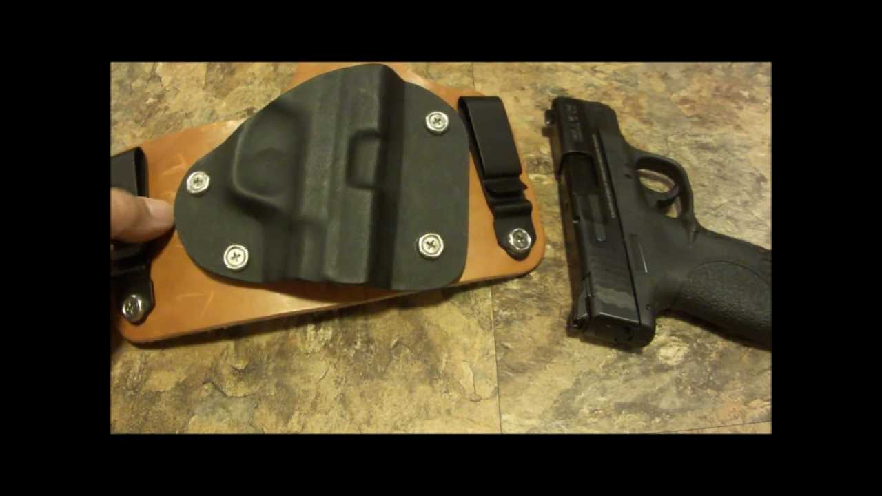 IWB Holster Affordable and Quick- Homestead Holsters LLC.