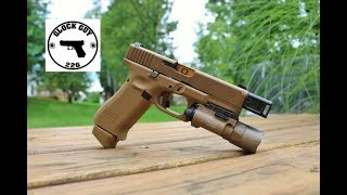 GLOCK 19X UPGRADES PART 1!