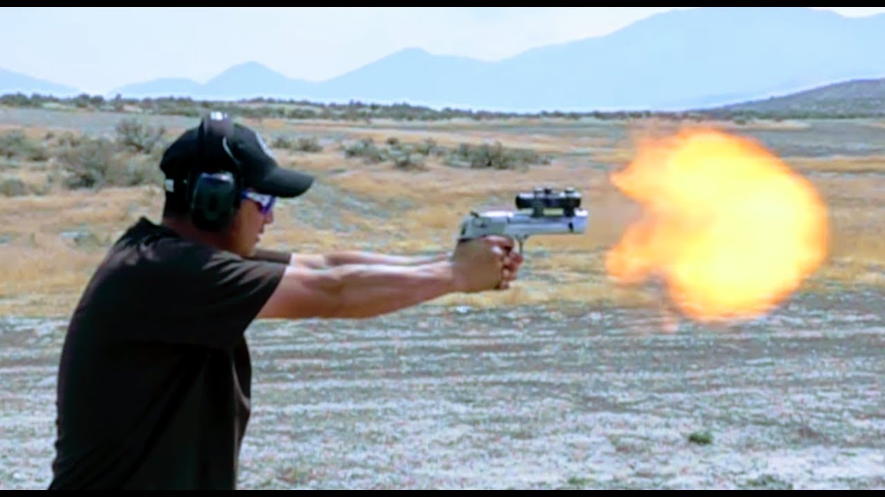 Casting and Loading for the Desert Eagle 50 AE