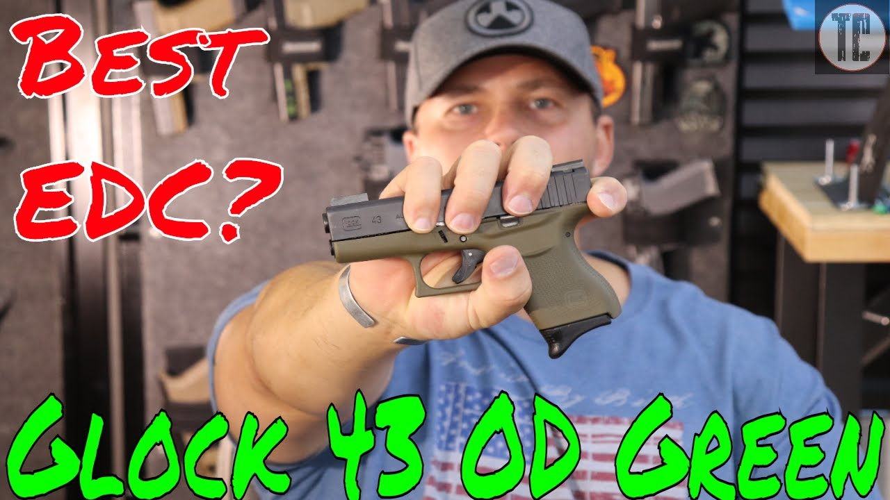 Glock 43 First Impressions and Trigger Difference!