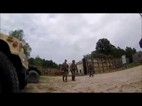 When Marine POG Clears House with Infantrymen ~ Every Marine a Rifleman ~ LIVE FIRE