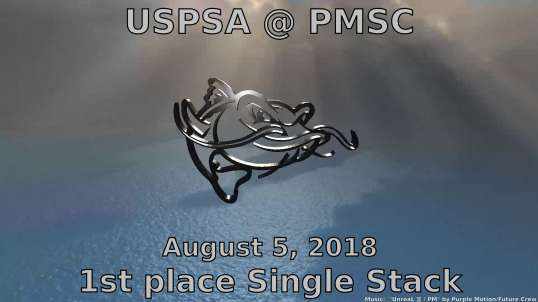 USPSA @ PMSC - August 5, 2018 - Single Stack