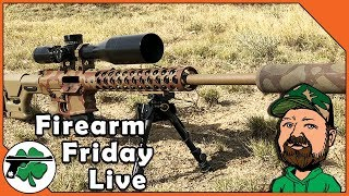 Talking Shop With Phoenix Weaponry - Firearm Friday LIVE