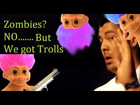 Firearms and Trolls no Zombies here De-Bunking the comments