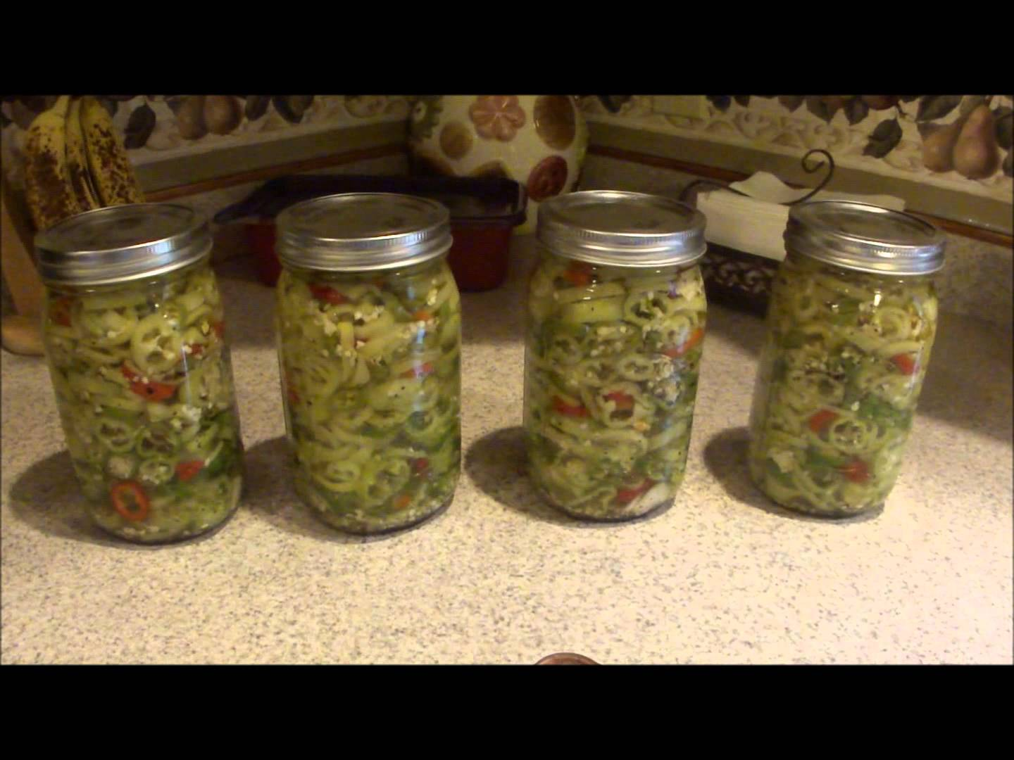 Quick Canning Peppers