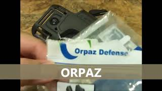 ORPAZ HOLSTERS