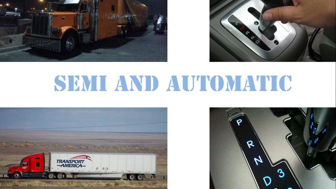 Semi and Automatic What Are The Differences?