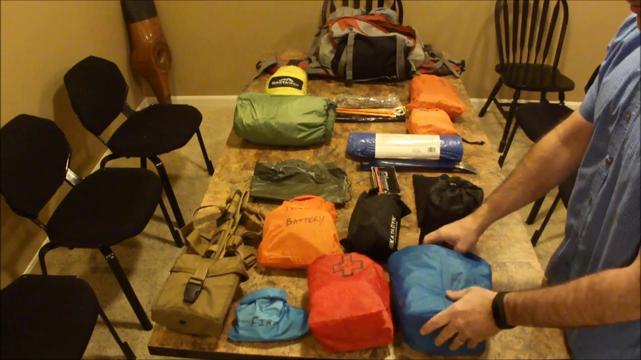 Bug Out Bag- Next Level