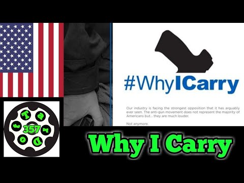 #Why I Carry - This Is My Why