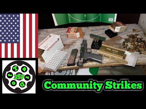 Community Strikes: MAC and Hank Strange
