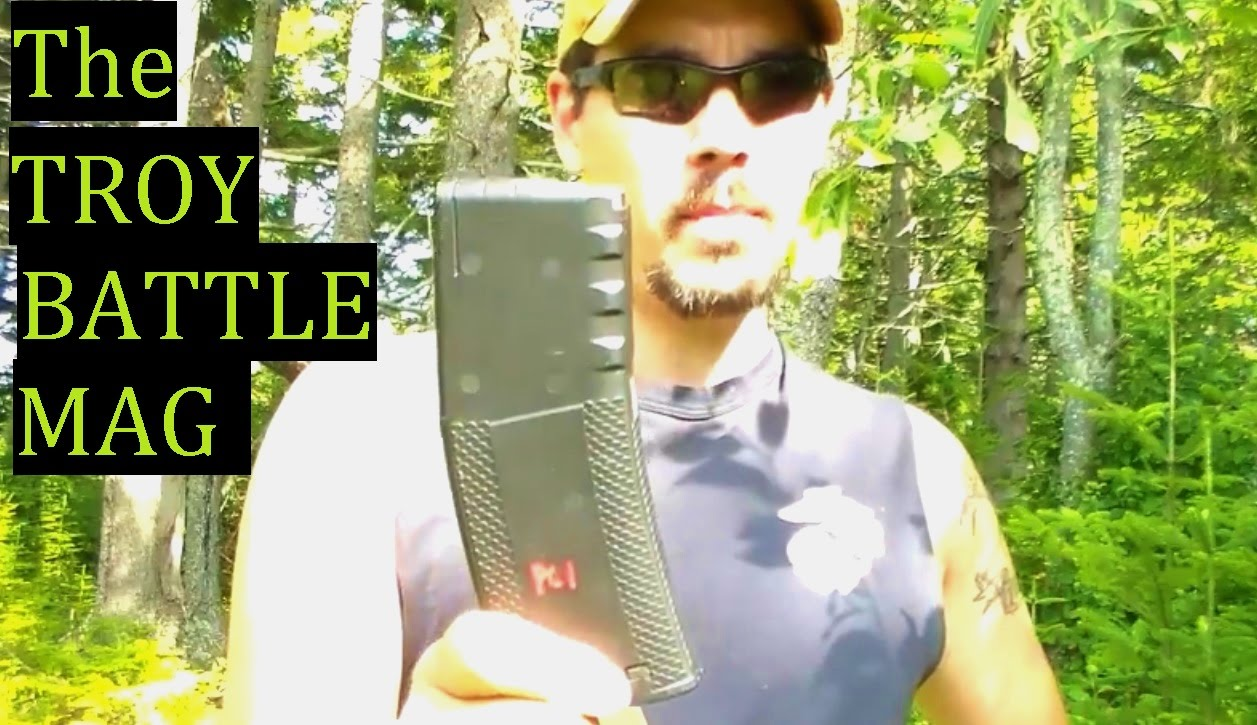 Troy Battle Mag AR15 Magazine Review