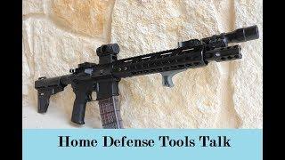 Home Defense Tools Talk